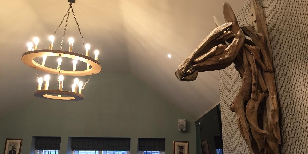 The Galloping Horse High Harrington